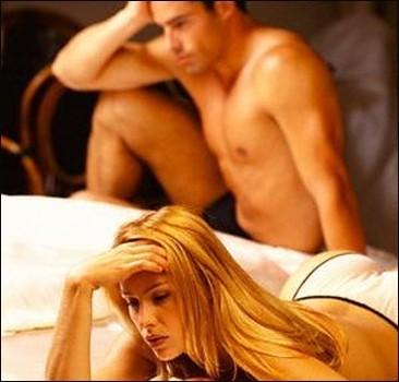 Los principales errores femeninos en la cama
